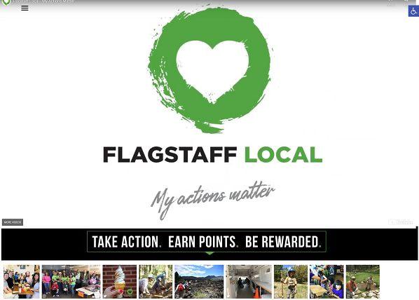 Flagstaff Local website